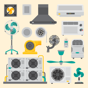 animated-group-of-air-conditioners-and-fans